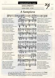 A Sampiera 1943 (Source ANACR)