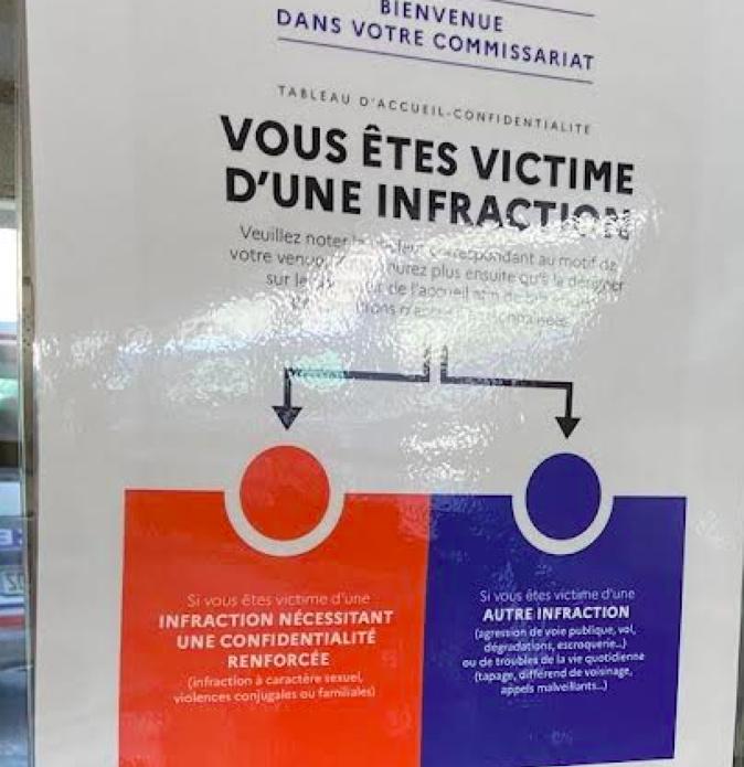 A Bastia la police renforce la confidentialité pour les victimes de violences