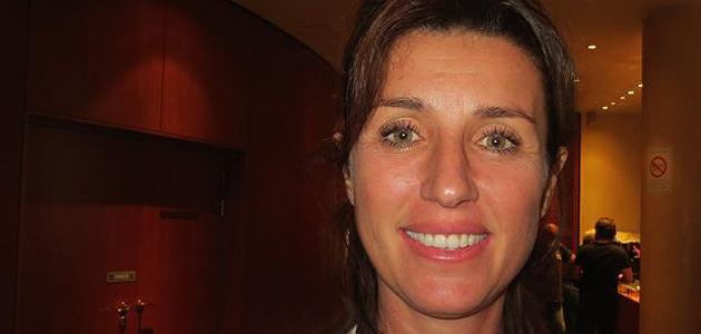 Marie-Antoinette Santoni-Brunelli, conseillère territoriale du groupe de droite « Rassembler pour la Corse ».