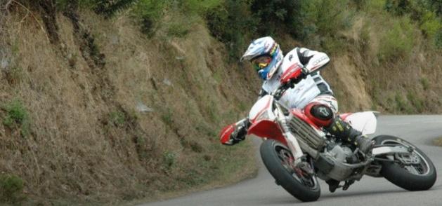 Moto : Casaglione redonne ses lettres de noblesse à la course de côte