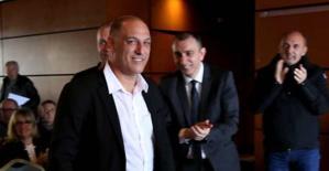 Le PNC se félicitant en 2018 de l'élection de Jo Pucci à la présidence du SDE.