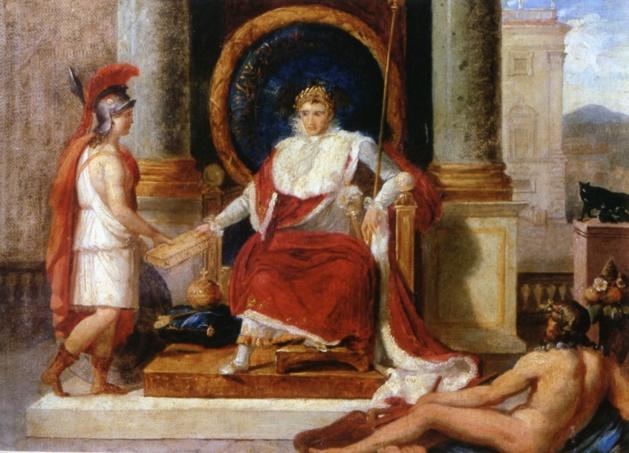 Conférence : La création de la République romaine au Palais Fesch
