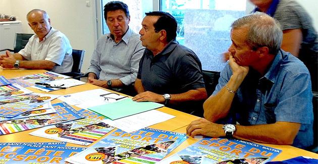 Bastia : Une centaine d'associations à la fête du Sport