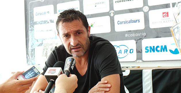 """Stéphane Rossi (CAB) : """"Il est important de connaître la première victoire"""""""