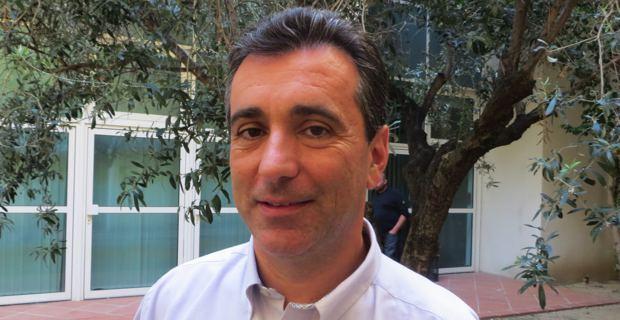 Antoine Orsini, président de la Commission des Finances de  l'Assemblée de Corse.
