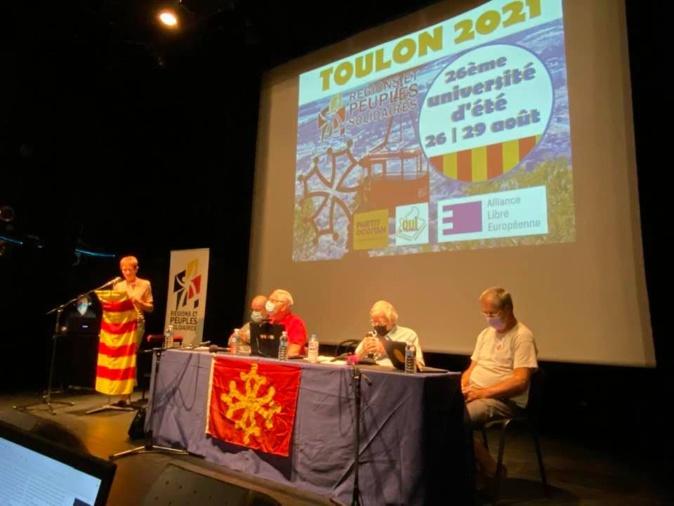 Ouverture ce jeudi à Toulon de la 26ème université d'été de R&PS (photo FG)