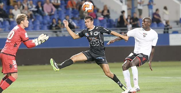 """Ligue 2 : Le CAB """"accroché"""" par Dijon (0-0)"""