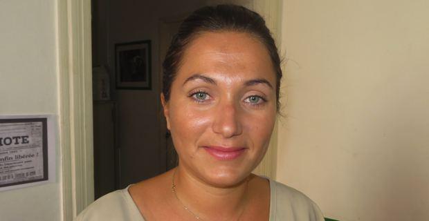 Josepha Giacometti, conseillère territoriale du groupe Corsica Libera.