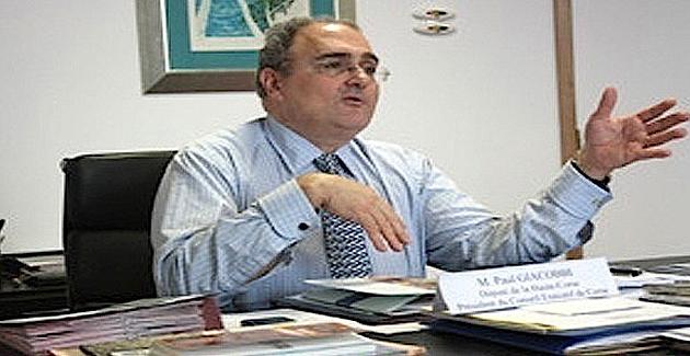 Accès au logement : L'amendement de Paul Giacobbi