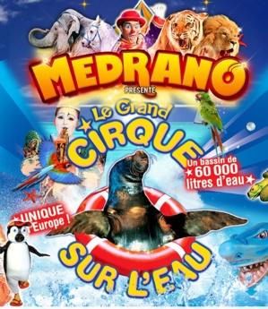 Le cirque Médrano de retour en Corse