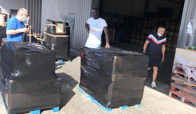 Corsenegal : la nouvelle bonne action de Doudou Faye