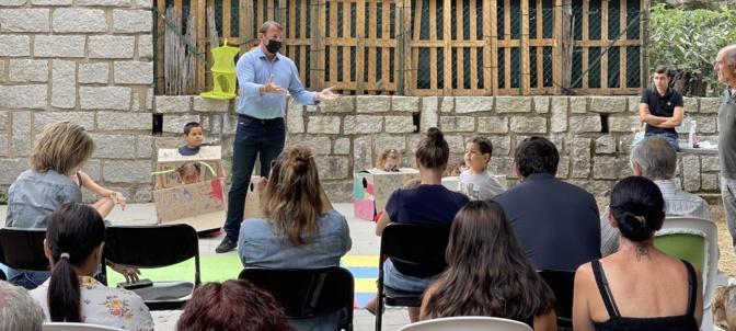 I Ghjuvannali : l'ADMR2A ouvre un nouvel espace de loisirs à Carbini