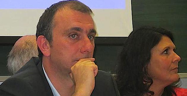 Jean-Christophe Angelini, conseiller territorial, conseiller général, co-leader de Femu a Corsica et leader du PNC.