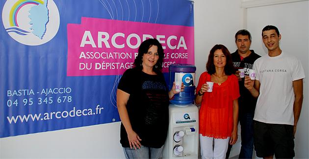 Corse : 216 000 gobelets pour le dépistage du cancer
