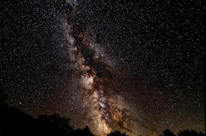 La photo du jour : la pureté du ciel de Corse