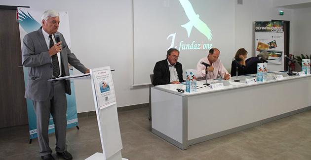 """Les quatre nouveaux projets soutenus par """"a fundazione"""" du Crédit agricole"""
