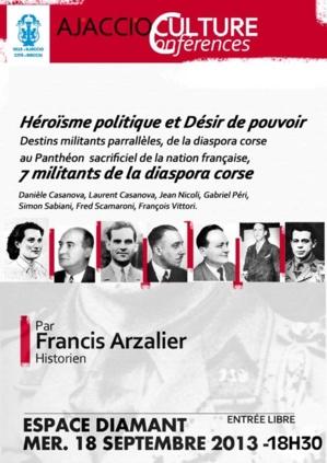 """""""Héroïsme politique et désir du pouvoir"""" à l'Espace Diamant"""