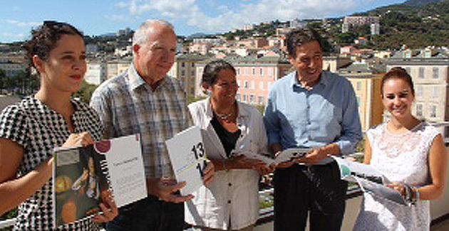 Théâtre de Bastia : Les trois coups le 27 Septembre