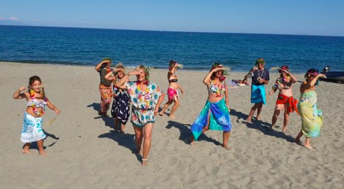 Une fin d'été sous le signe du Qi Gong et de la nature à Querciolo