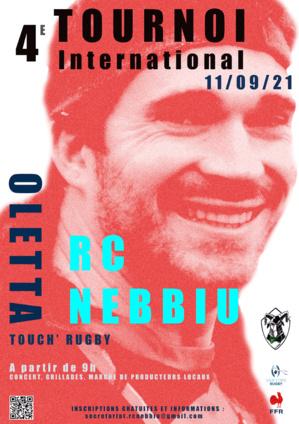 Touch'Rugby : le RC Nebbiu organise son quatrième tournoi