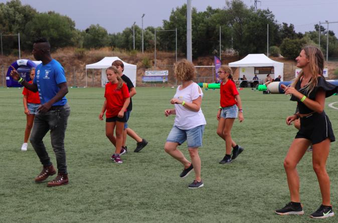 Portivechju  : Rentrée réussie pour la 11e Festa di u Sportu