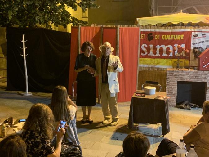 Di quì è d'altro : une petite troupe de théâtre amateur bien sympathique