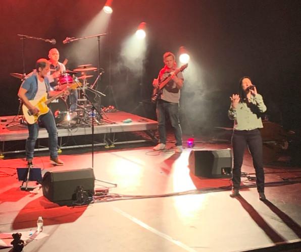 Doria Ousset donnera un concert de fin d'été ce mardi 7 septembre à Bastia