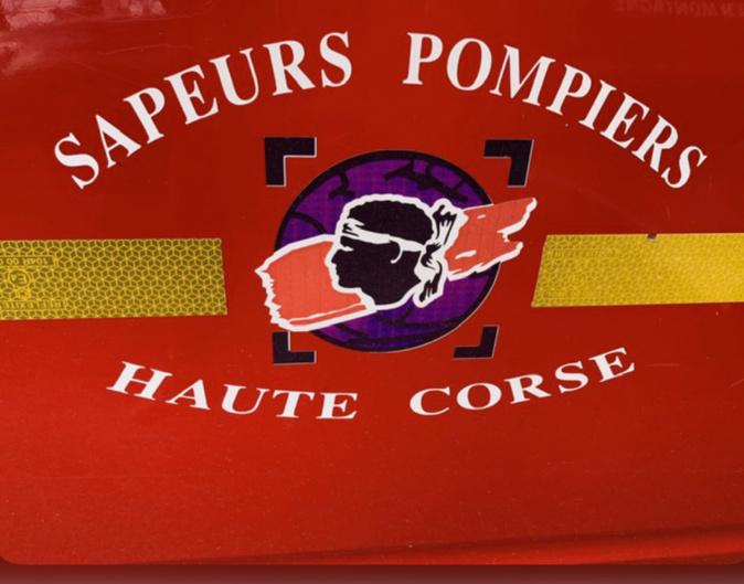 Plusieurs départs de feux ce 6 septembre en Haute-Corse