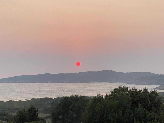 La météo du mardi 7 septembre 2021 en Corse
