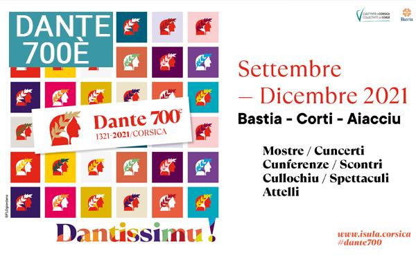 """Pour les 700 ans de la mort de Dante, la Corse célèbre """"il sommo poeta"""""""