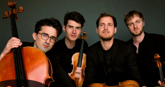 Le Quatuor Agate