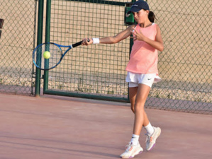 Tennis : le premier défi international de la jeune Noémie De Bessa