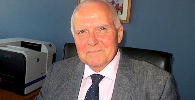 Yvon Alain, Directeur de l'IRA de Bastia.
