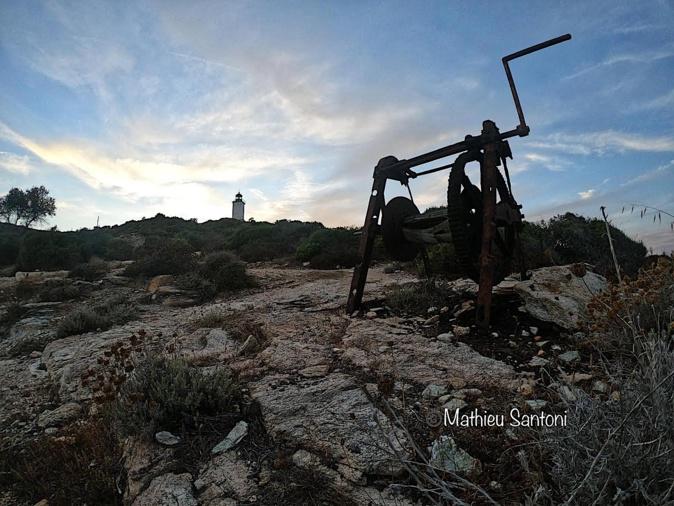 La photo du jour  : phare de Mortella