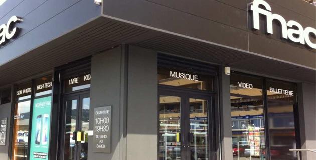 Après son arrivée à Ajaccio (notre photo), la Fnac poursuit son implantation en Corse avec l'ouverture d'un magasin à Furiani.