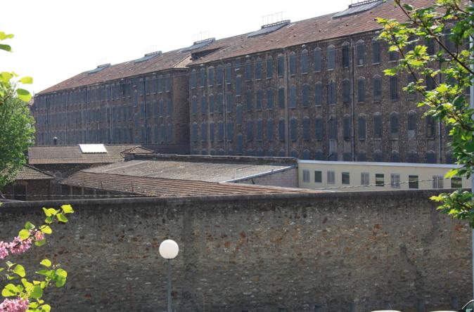 La prison de Fresnes - photo Wikipedia
