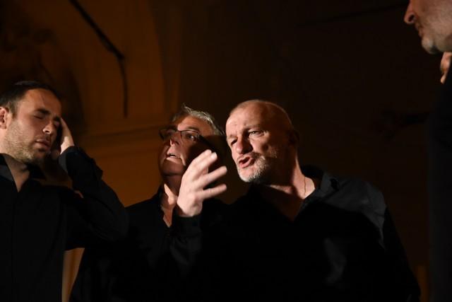 Chaque soir les chants d'A Filetta accueilleront les groupes invités