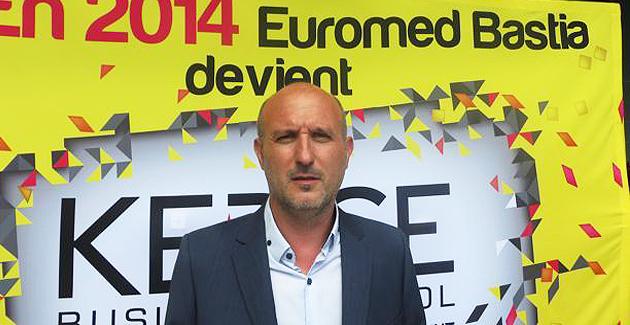 Pascal Agostini, directeur de l'enseignement-formation à la CCI 2B, directeur de l'Ecole de Management et de l'IMF.