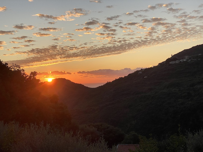 La météo du mardi 14 septembre 2021 en Corse