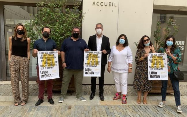 Libri Mondi à Bastia : trois jours d'échanges avec 7 auteurs pour la 5ème édition