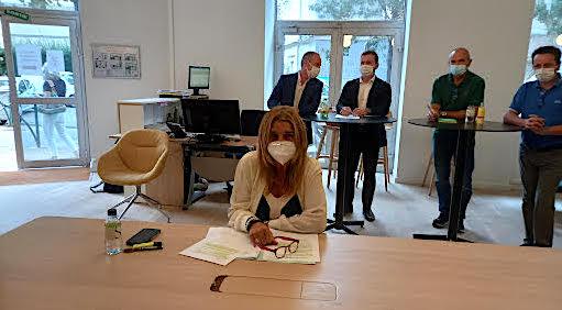 Agence du tourisme de la Corse : les grands axes de la politique d'Angèle Bastiani