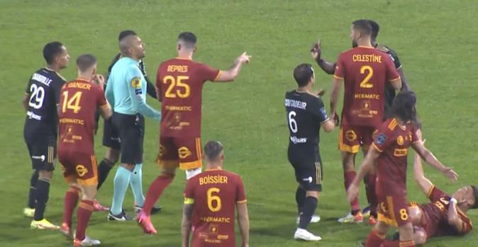 L'AC Ajaccio nettement à Rodez (2-0)