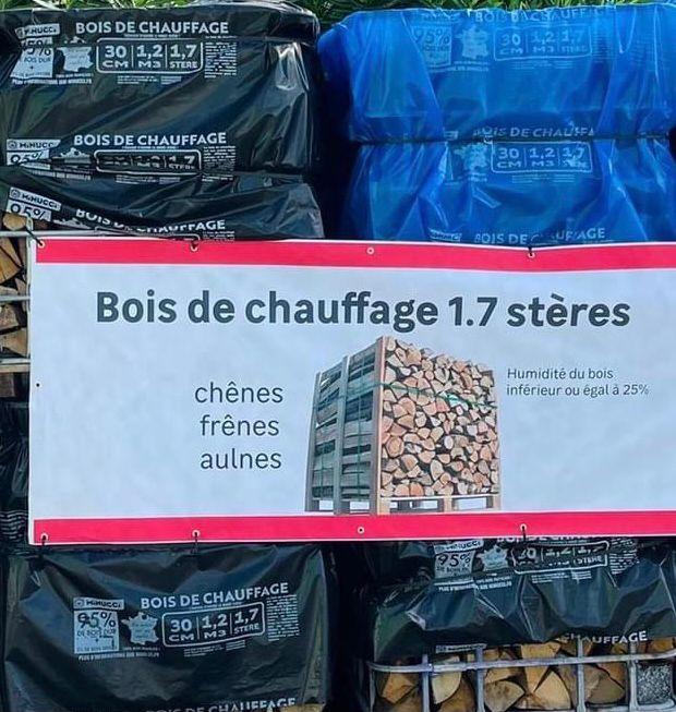 """Importer du bois de chauffage en Corse est ubuesque"", selon u Culletivu per a Furesta Corsa"