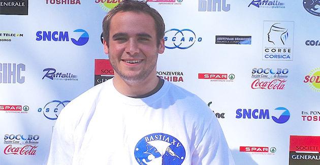 """Pierre Deylaud  (Bastia XV) : """" L'appel de Sam Lacombe""""…"""