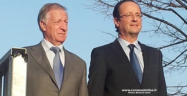 François Hollande : Visite confirmée à Bastia, Ajaccio et Levie