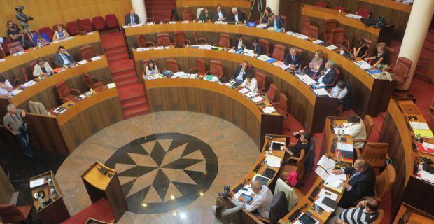 La réforme institutionnelle en débat à l'Assemblée de Corse