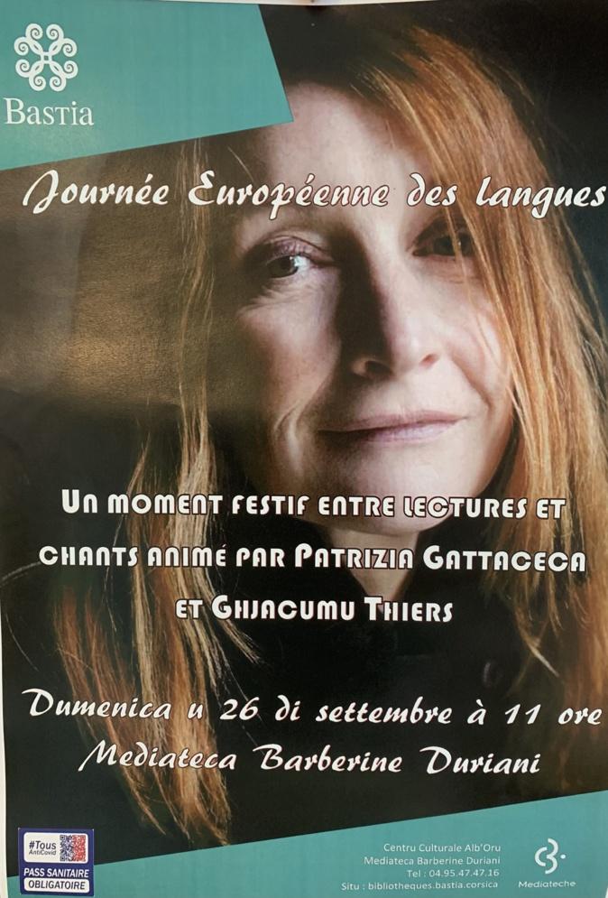 Bastia célèbre la journée européenne des langues à l'Alb'Oru