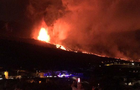 Éruption volcanique aux Canaries : un nuage chargé de dioxyde de soufre arrive sur la Corse