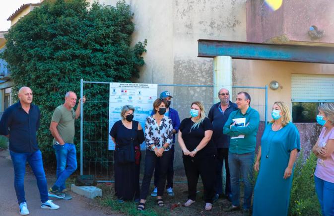 Portivechju : Les travaux de l'EHPAD ont commencé