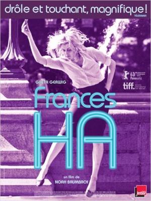 """""""Frances Ha""""  au cinéma l'Excelsior à Abbazia"""